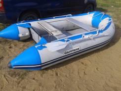Пвх лодка Golfstream CD 290 W