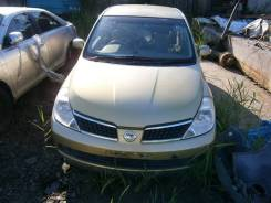 Nissan Tiida, 2006