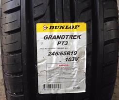Dunlop Grandtrek PT3, 245/55 R19