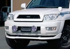 Решетка радиатора. Toyota Hilux Surf, GRN215, GRN215W, KDN215, KDN215W, RZN210, RZN210W, RZN215, RZN215W, TRN210, TRN210W, TRN215, TRN215W, VZN210, VZ...