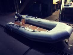 Лодка Achilles 335 и мотор ветерок 8
