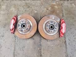 Суппорта+диски+ступицы 4-х поршневые Subaru Forester Impreza sf5 #2
