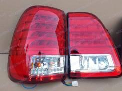 Стопы LED Toyota Land Cruiser uzj100 1998-2007г. в стиле Lexus
