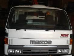 Куплю Mazda Titan с неисправным двигателем с документами.