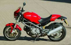 Ducati Monster 620 i.e., 2005