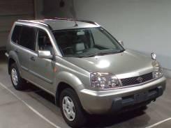 Nissan X-Trail, 2001