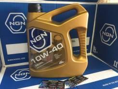 NGN Diesel. 10W-40, полусинтетическое, 4,00л.