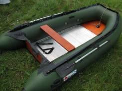 Продам надувную лодку Б/у ПВХ Стингрей 330