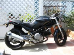 Ducati Monster 620, 2002