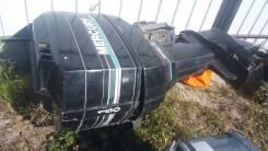 Лодочный мотор mercury 150 на запчасти