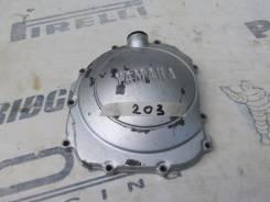 (№203) крышка картера левая Yamaha fzr 400