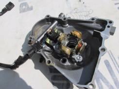 (№171) крышка картера в сборе с катушкой yamaha YZF 450 2007г.