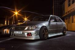 Обвес Bn-sport Altezza Lexus IS200/300 sxe10 gxe10 kfd