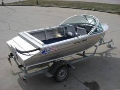 Продаю Алюминиевую лодку Quintrex 455 Coast Runner