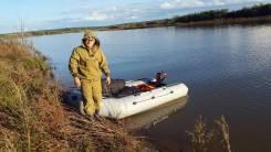 Лодка пвх и мотор