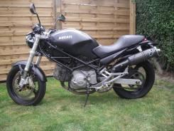 Ducati Monster 620, 2005