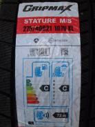 Gripmax Stature M/S. Зимние, без шипов, 2017 год, новые