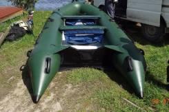 Продам комлект: Лодка ПВХ Nissamaran 420 TR, Двигатель Mercury 25 M Se