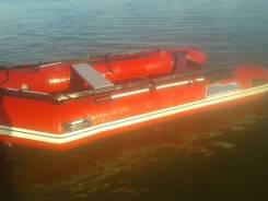Маторная лодка