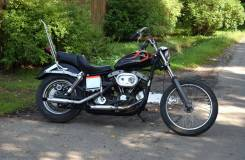 Harley-Davidson Dyna Super Glide Custom FXDC, 1973