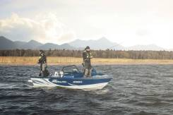 Катер North Silver Pro 570 Fish + Mercury F150EFL XL