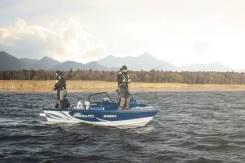 Катер North Silver Pro 570 Fish + Mercury F150EFL XL