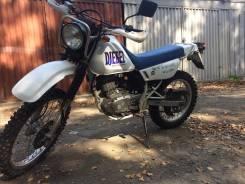 Suzuki Djebel 125, 1995