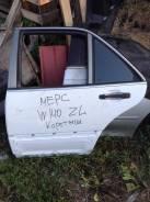 Дверь Мерседес W140 задняя левая не лонг