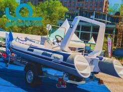 Лодка РИБ Mercury Stormline 490 - Катер Для любителей активного отдых