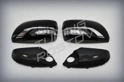 Корпус зеркал Executive Black and White LC 200 рестайлинг стиль 2016~