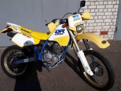 Suzuki DR 250, 1993