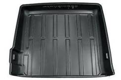 Поддон жесткий коврик в багажник Nissan Pathfinder R51. Оригинал.