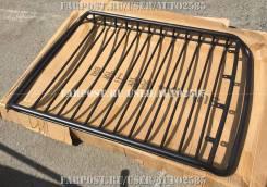 Экспедиционный металлический багажник на крышу 100*160см
