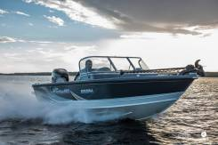 North Silver PRO 650 Fish + Mercury F250 Verado