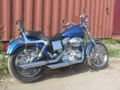 Harley-Davidson Dyna Super Glide Custom FXDCI, 2005