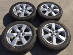 "215/55 R17 Pirelli Ice Control литые диски 5х114.3 (К9-1705). 6.5x17"" 5x114.30 ET45"