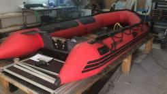 Продам ПВХ лодку Mercury 4.2 метра