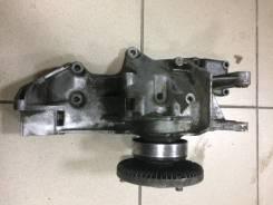 Крепление мотора вентилятора. Volkswagen Passat, 3B5