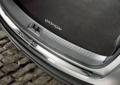 Коврик в багажник. Nissan Qashqai+2, J10, J10E, JJ10E HR16DE, K9K, M9R, MR20DE, R9M