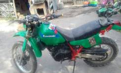 Kawasaki KLR, 1996
