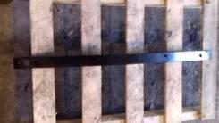 Усилитель бампера Nissan primera P11 (99-02г) л. р.