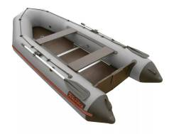 Лодка Тайга 270 Киль NEW серый