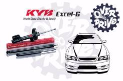 Амортизатор. Toyota Chaser, GX100, GX90, JZX100, JZX90, LX90 Toyota Cresta, GX100, GX90, JZX100, JZX90, LX100, LX90 Toyota Mark II, GX100, GX90, JZX10...