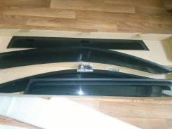 Ветровики под оригинал Toyota Corolla Fielder E140 2006-2011 год