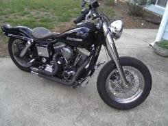Harley-Davidson Dyna Super Glide, 1997