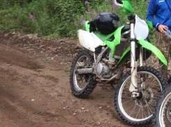 Kawasaki KLX 250S, 2009