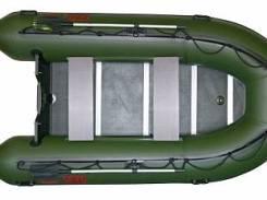Лодка ПВХ Комбат CMB-380Pro