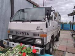 Toyota Hiace, 1988