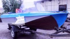 Продам отличную моторную лодку! Казанка-5М3