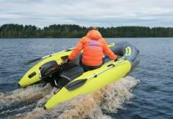 Лодка надувная Reef 360 НД Турбо Лодки от производителя